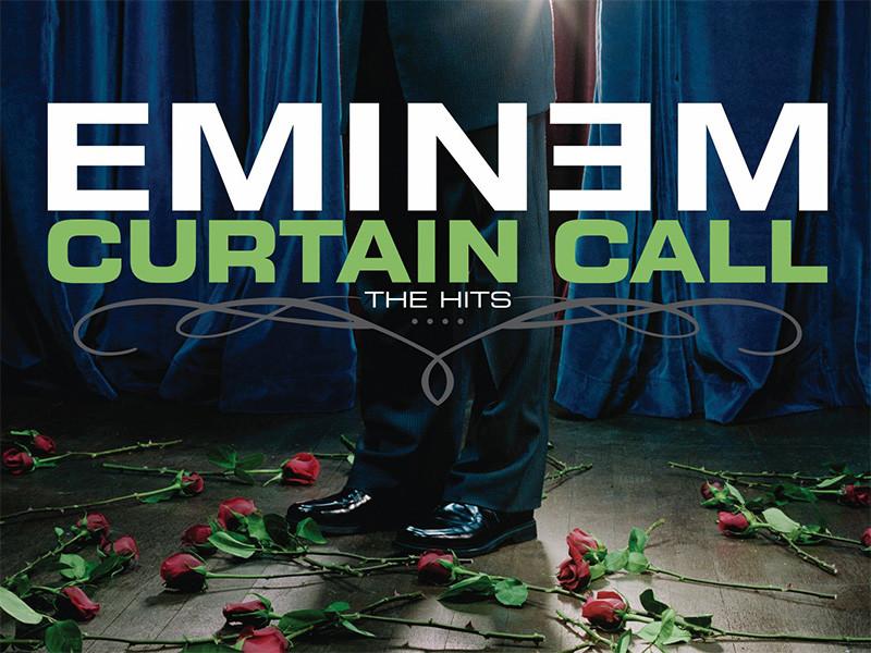 """Eminem's Greatest Hits Album """"Curtain Call"""" Goes 7x Platinum"""