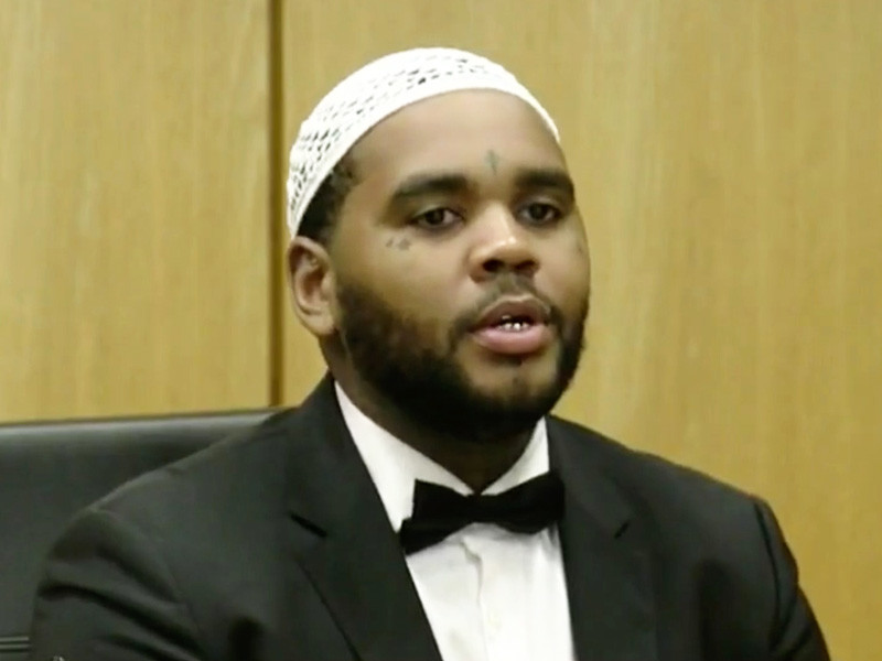 Kevin Gates Sentenced To 6 Months In Jail For Kicking Female Fan