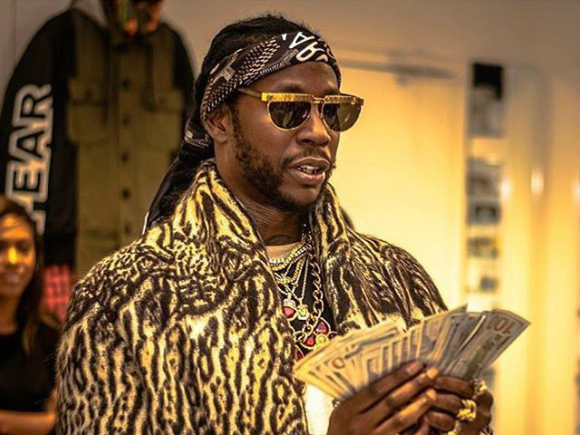 """2 Chainz Releases """"Hibachi For Lunch"""" Mixtape"""