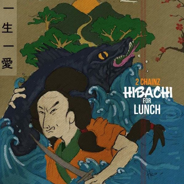 """Review: 2 Chainz Spoils Fans With The Snacktastic """"Hibachi For Lunch"""""""