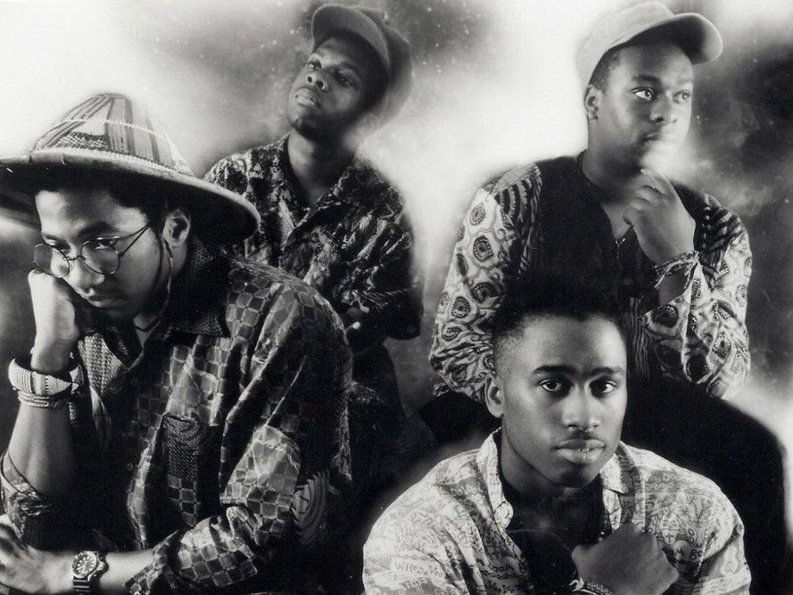 """A Tribe Called Quest """"We got it from Here… Thank You 4 Your service"""" Album Tracklist Unveiled"""