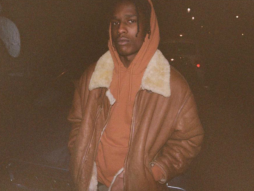 A$AP Rocky Scores Another W Being Named Creative Director For MTV Labs
