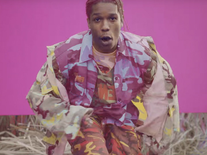 """A$AP Rocky Announces Completion Of A$AP Yams' """"Cozy Tapes"""""""