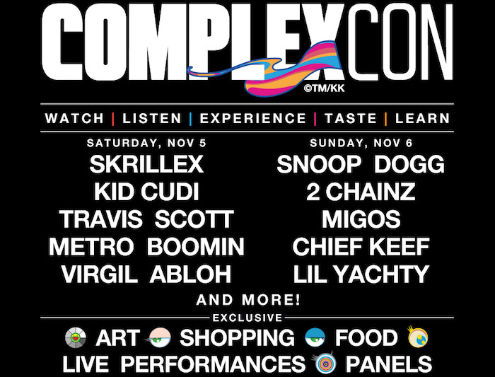 We Are Giving Away Free Tickets To ComplexCon!