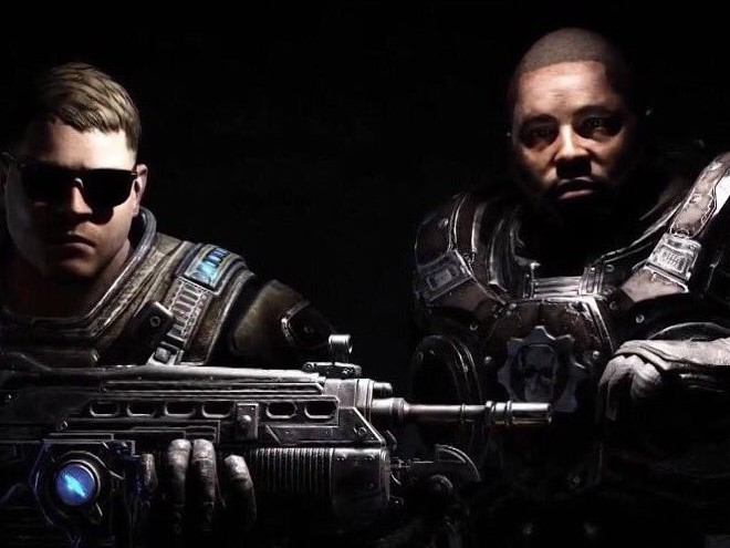 """El-P & Killer Mike Are Playable Characters In """"Gears Of War 4"""""""