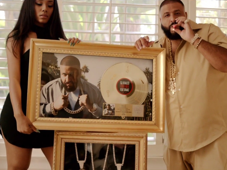 """DJ Khaled Needs His Woman & Kandypens In """"Do You Mind"""" Visuals"""
