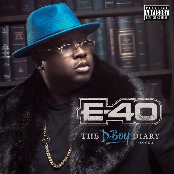 "Review: Of Course E-40's ""D-Boy Diary"" Has Too Many Songs But It Still Slaps"
