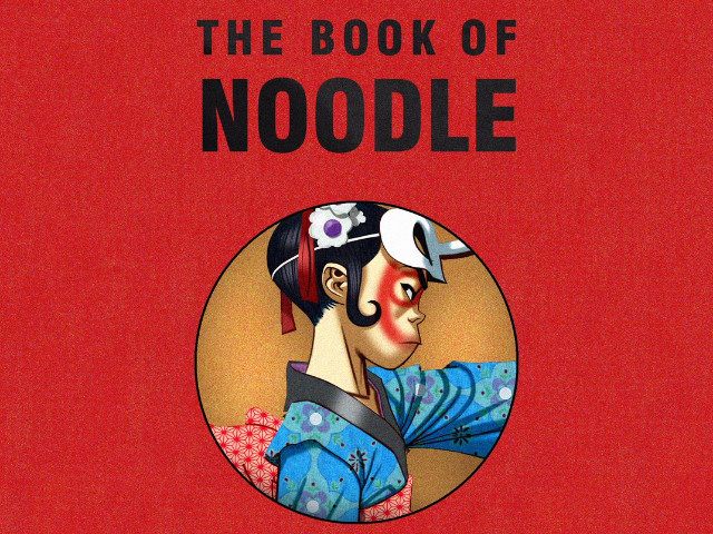 "Gorillaz Tell Strange Bedtime Multimedia Story In ""The Book Of Noodle"""