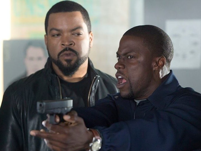"Ice Cube & Kevin Hart's ""Ride Along 3"" Is Already Underway"