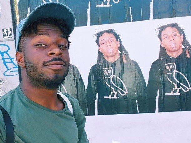 #FOMOBlog: Isaiah Rashad Rocks Golden State Warriors Shirt For Sold Out Show In The Bay