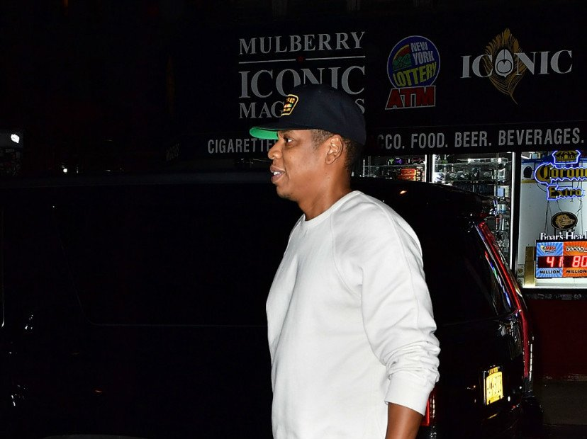 "Jay Z Trolls Everyone By Stepping Out In ""Retired Drug Dealer"" Hat"