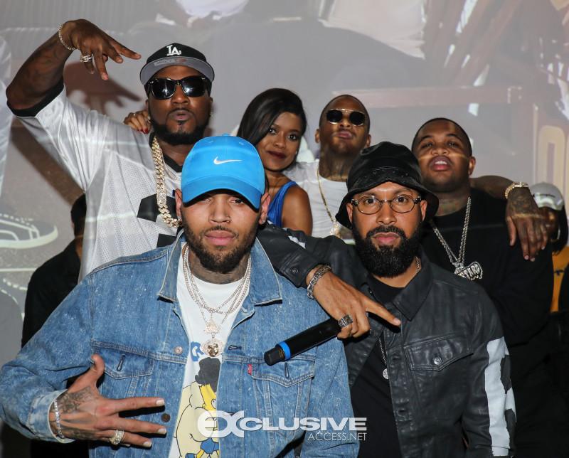 #FOMOBlog: Jeezy Throws Epic #TrapOrDie3 Listening With YG, Chris Brown & DJ Mustard