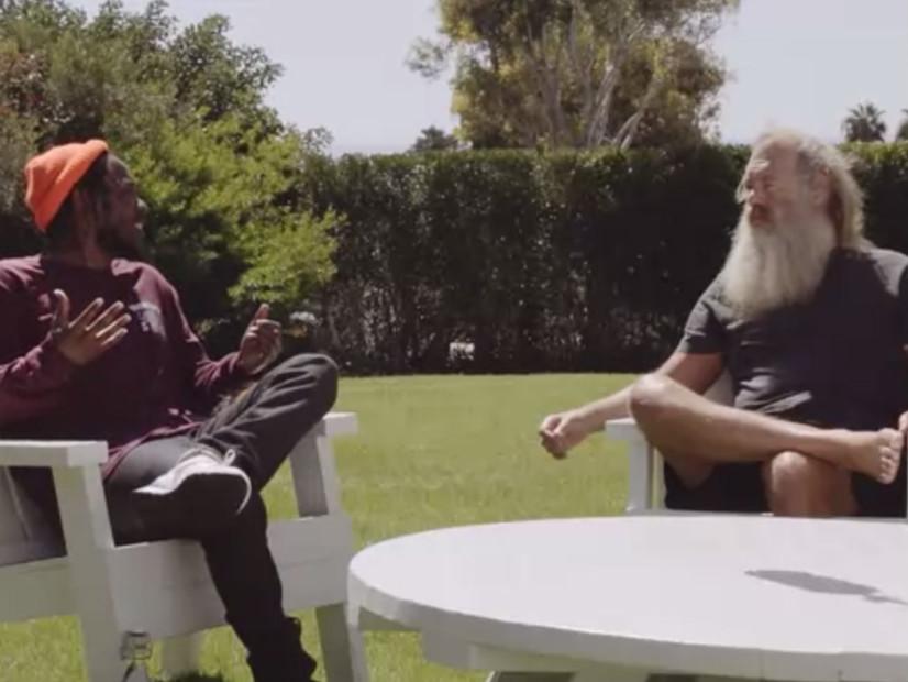 Kendrick Lamar Credits Eminem For His Lyricism In Conversation With Rick Rubin