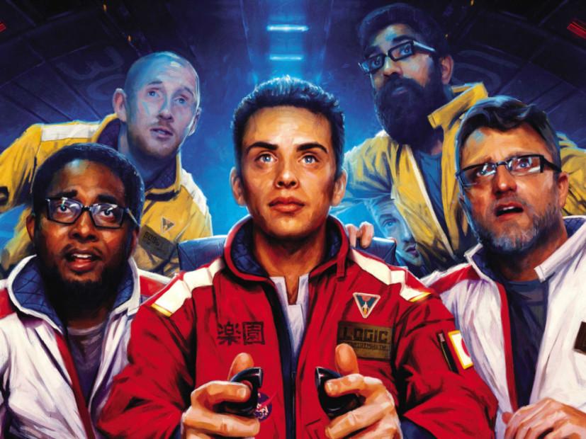 Marvel Turns Logic, Tech N9ne & Pusha T Covers Into Comics