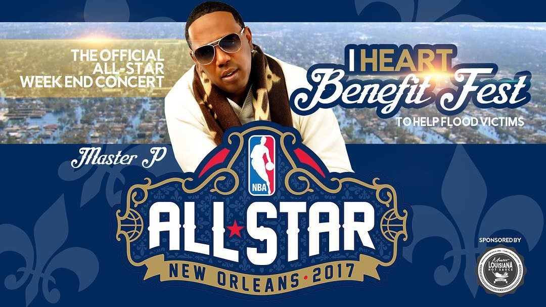 Master P Announces Benefit Concert During NBA All-Star Weekend In New Orleans