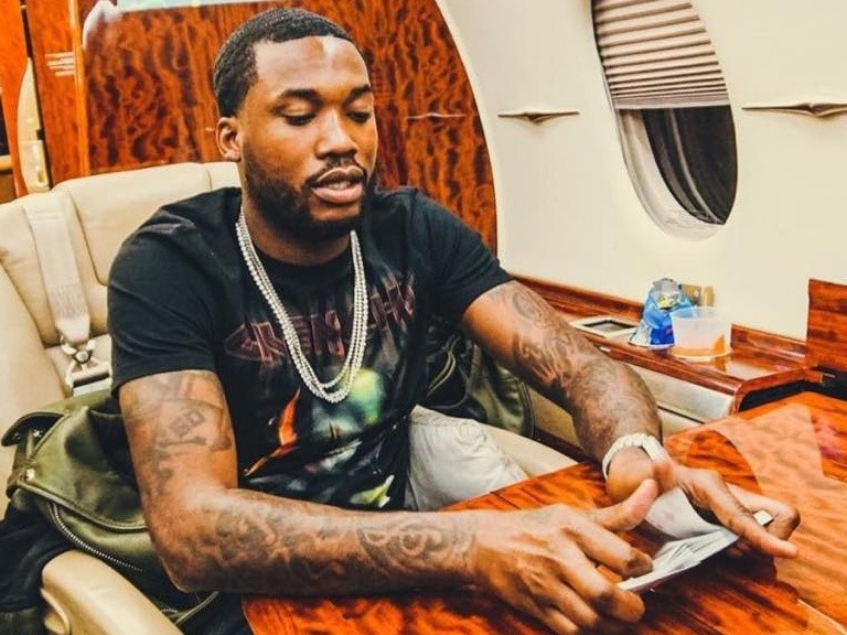 Meek Mill's Instagram Account Has Vanished