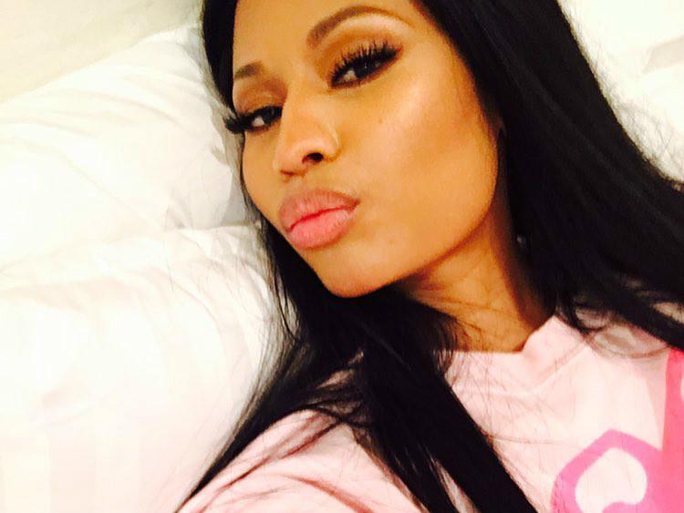 "Nicki Minaj Wasn't Blasting Kanye West With ""Gold Digger"" Comments"