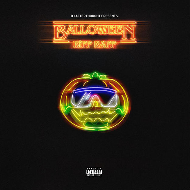 "Review: RiFF RAFF Wins Again At Being A Disgrace With ""Balloween"""