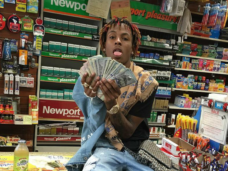 """Rich The Kid Encourages Fans To """"Keep Flexin"""" On New Mixtape"""