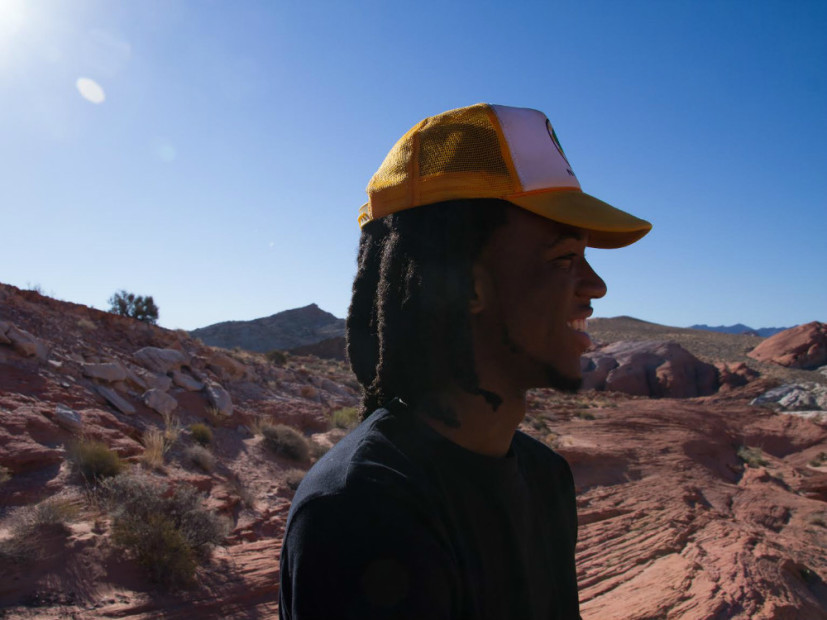 "Saba Shares His ""Bucket List Project"" With The World"