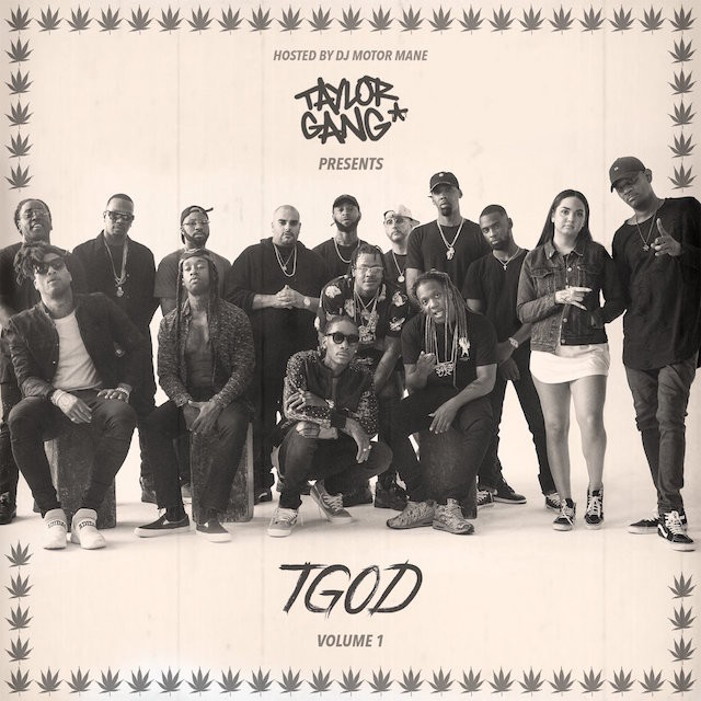 """Review: Wiz Khalifa & Taylor Gang Are In It To Win It With """"TGOD Volume 1"""""""