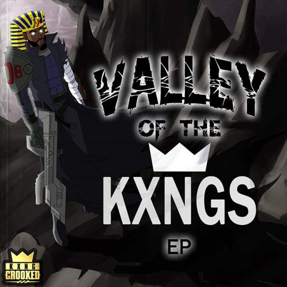 """Review: KXNG Crooked Reinvigorated On """"Valley Of The KXNGS"""""""