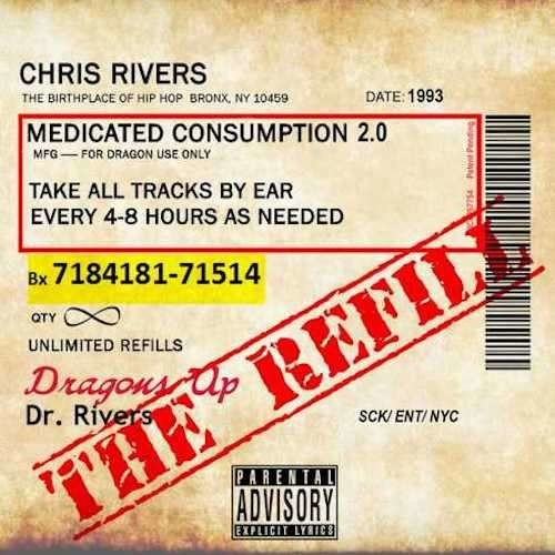 "Review: Chris Rivers' ""Medicated Consumption 2.0: The Refill"" Seeks To Break Paternal Privilege, Again"