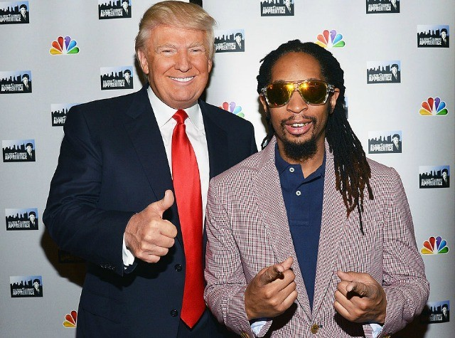 """Lil Jon Was Once """"Uncle Tom"""" To Donald Trump On """"Celebrity Apprentice"""""""