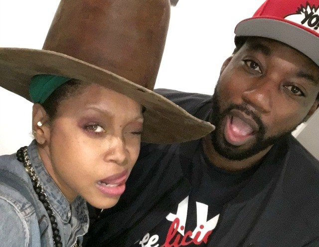 "Apple Music's Carl Chery Reveals Erykah Badu Knew D.R.A.M. Was ""The Truth"""