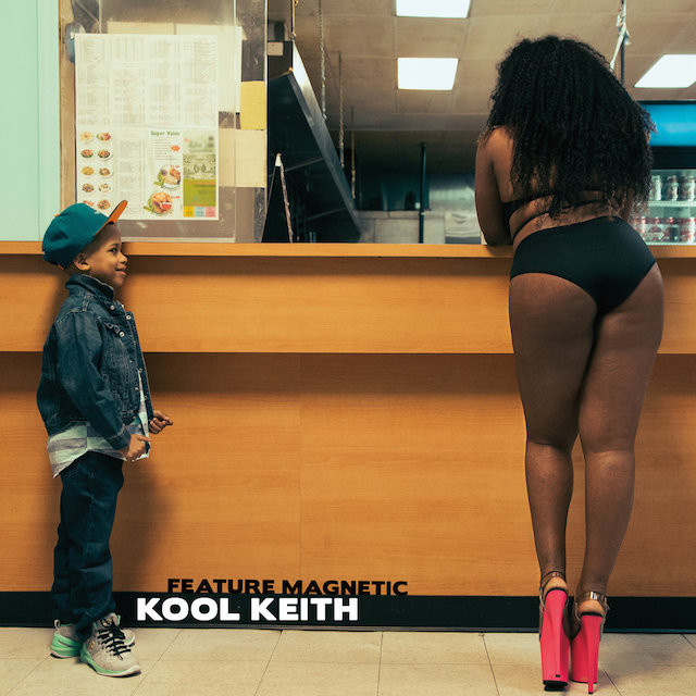 "Kool Keith's Unpredictability Triumphs On ""Feature Magnetic"""