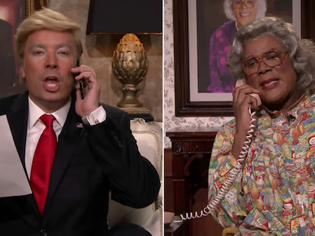 The Top 10 Hip Hop Singles & Videos Of The Week: Donald Trump Vs. Madea, The Game & Kevin Hart