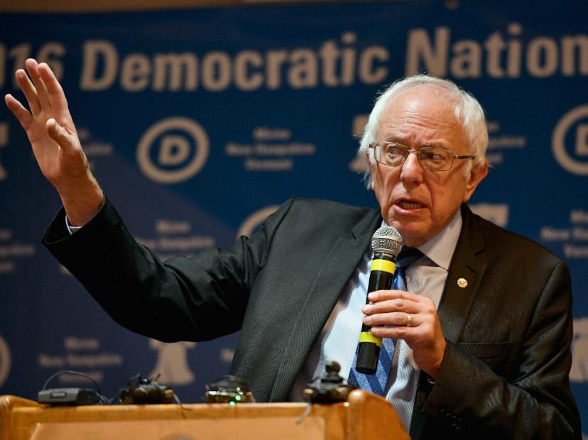 "Bernie Sanders Found Something ""Polite To Say"" About Donald Trump Winning Presidency"