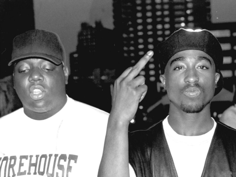 """Tupac & Biggie Murder Drama To Hit The Silver Screen On """"Unsolved"""""""