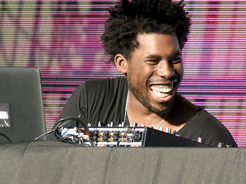 """Flying Lotus Enlists Hannibal Buress, Tim Heidecker & Donnell Rawlings For Debut Feature Film """"Kuso"""""""
