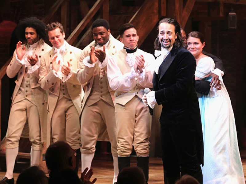 """Donald Trump's Shots At """"Hamilton"""" Backfired In A Big Way"""