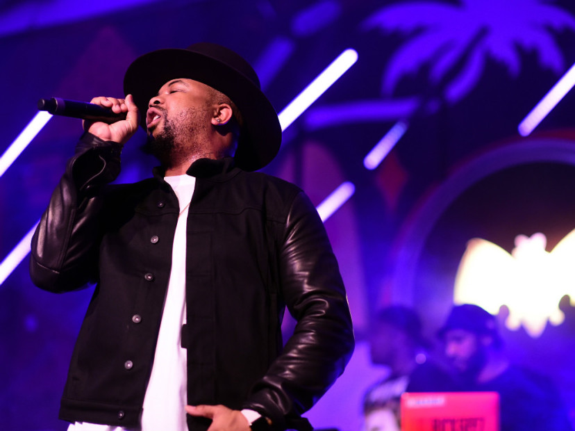 The-Dream Has One Thing Left To Do & That's Leaving A Legacy Beyond Music