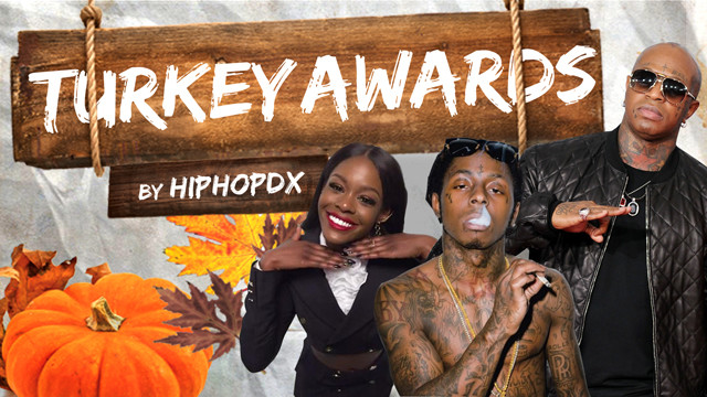 The 2016 HipHopDX Turkey Awards