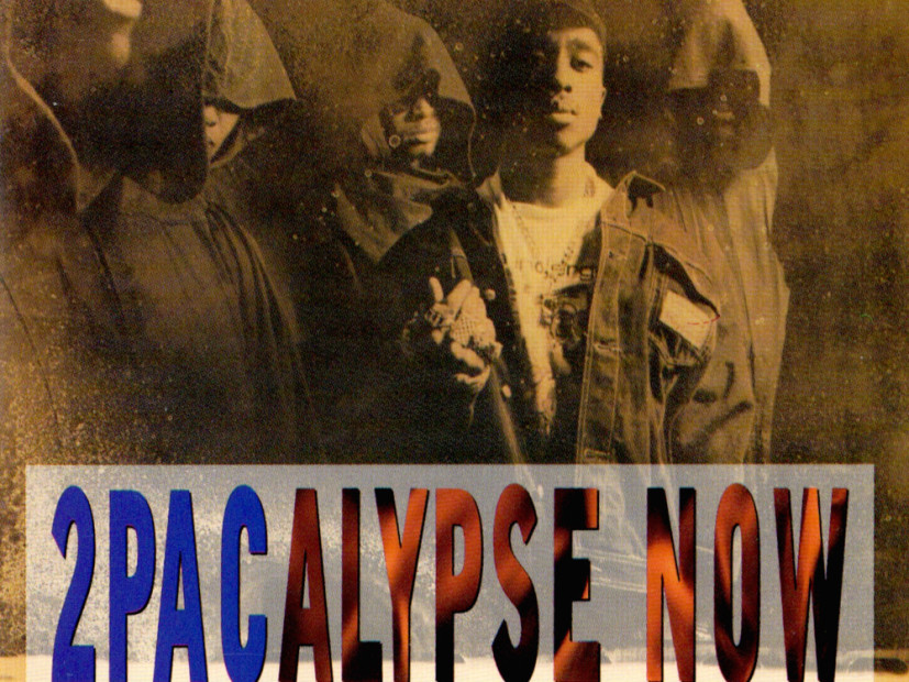 """Tupac's """"2Pacalypse Now"""" To Make Vinyl Debut In The U.S. For 25th Anniversary"""