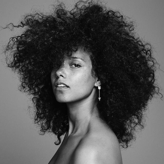 "Review: Alicia Keys Wins With Musical Note Emotions On ""HERE"""