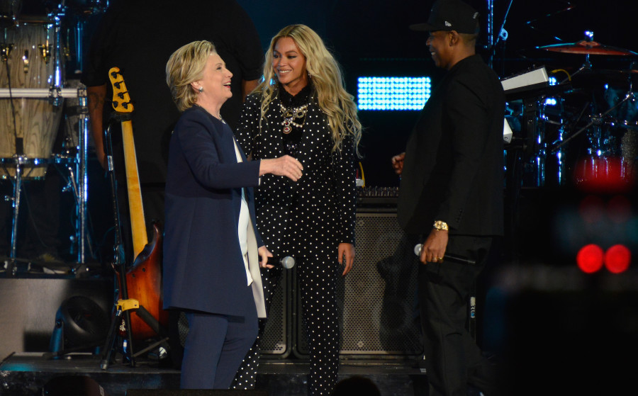 "Rush Limbaugh Criticizes Beyonce Over ""Bow Down"""