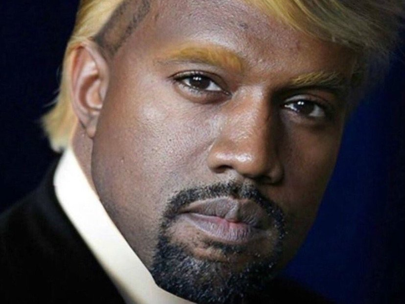 Twitter Washes Timelines With Kanye West Memes Over Late Donald Trump Endorsement