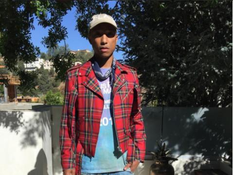 N.E.R.D. Working On Fifth Studio Album, According To Pharrell