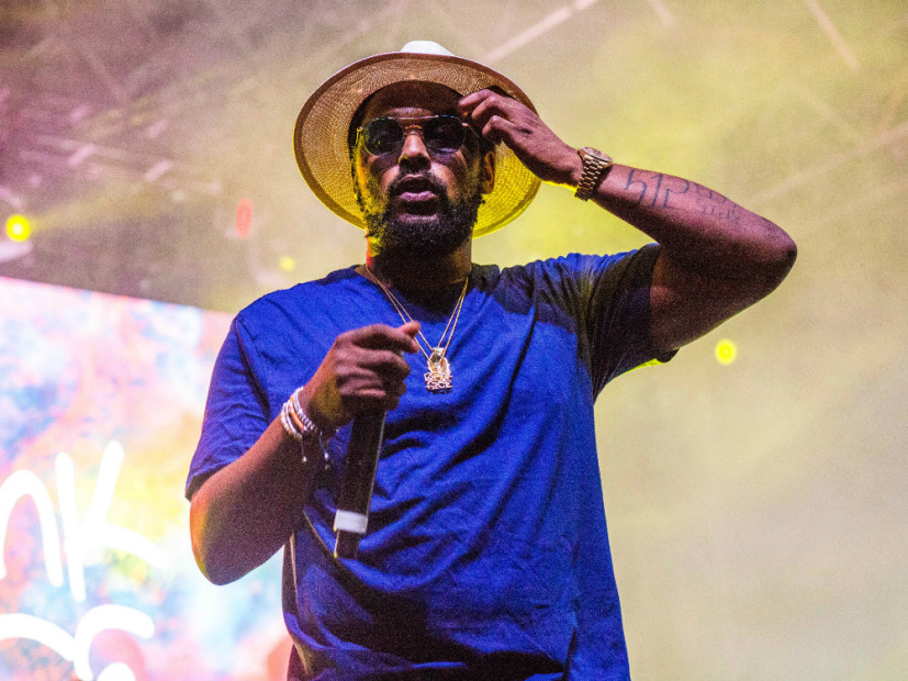 "ScHoolboy Q Album Is ""90 to 95%"" Done"