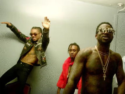 "Rae Sremmurd's ""Black Beatles"" Breaks A New Record For Gucci Mane"