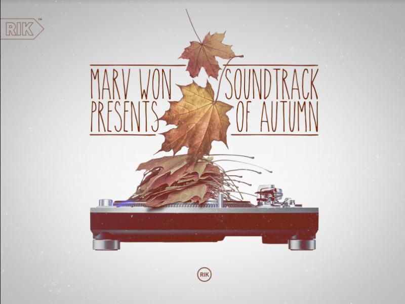 "Marv Won Drops New Record ""Soundtrack Of Autumn"""