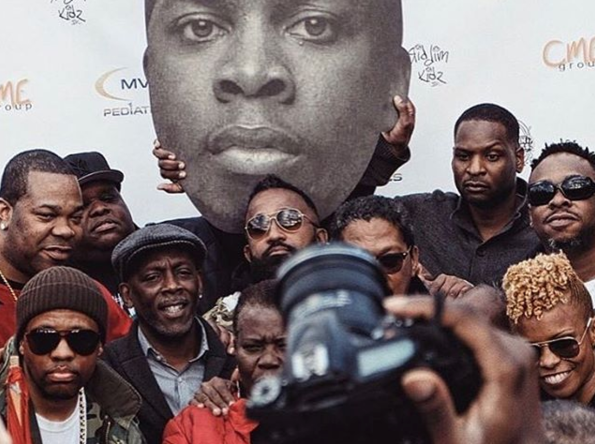 "Vibes & Stuff From ""Malik 'Phife Dawg' Taylor Way"" Unveiling"