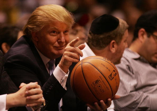 Several NBA Teams Ditch Trump Hotels