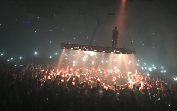 #FOMOBlog: Kanye West Had His Best LA Pablo Show With #3