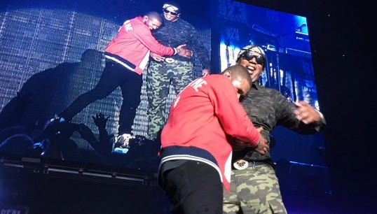 "#FOMOBlog: Usher & Master P Go ""No Limit"" & Ty Dolla $ign Gets Dipset With Cam'ron & Juelz Santana For #RealShowLA"