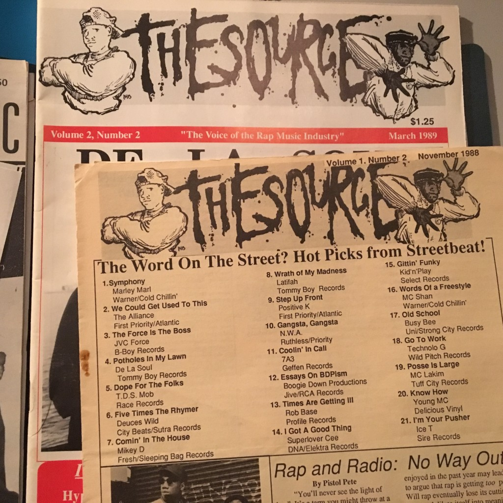 the source 1988